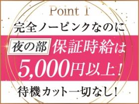 完全ノーピンクなのに保証時給は5000円以上! 待機カット一切なし! 体験時給5000円!!