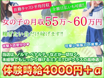 GOGOキャバクラ -電車編-